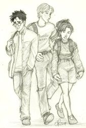 Harry Potter 90's Kids by Catching-Smoke