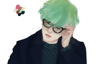 mr yoongles by PlayMyLittleGame