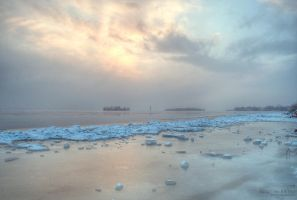 Icy view by alexrkv