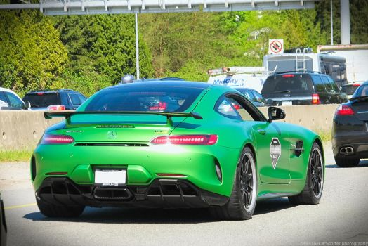 AMG GTR by SeanTheCarSpotter