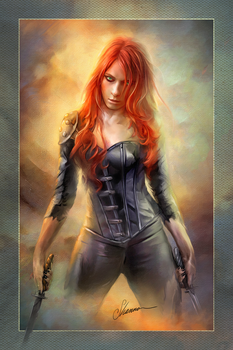Avenging Angel: By Shannon Maer by Shannon-Maer