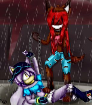 :CE: Fight (gif) by Cometshina