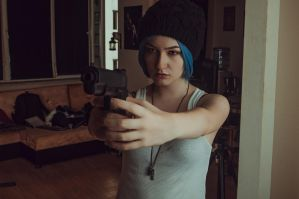 Life is Strange: Chloe Cosplay by onurcanerdem