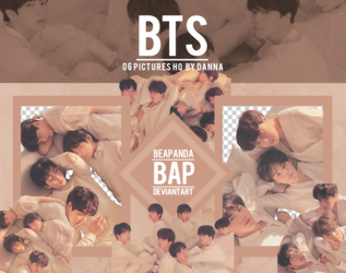 Pack Png 1218 // BTS (Love Yourself - Tear) by BEAPANDA