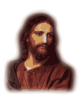 Jesus drawing by DevintheCool by DevintheCool