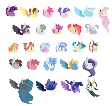 All my next gennss   I think by Space--Nugget