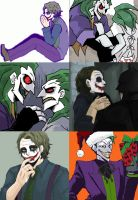 THE JOKER 2 by spidergarden666