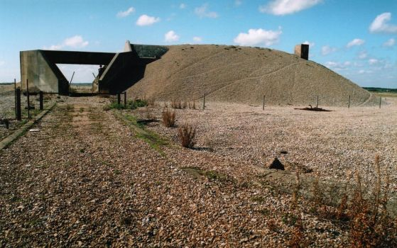Orford Ness 16 by CitizenJustin