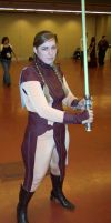 Bastila Costume 1 by KabochaN