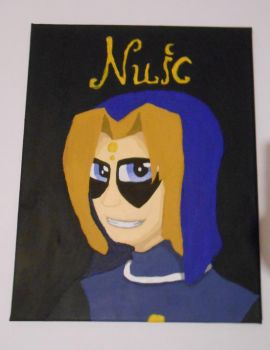Nuic Painting by Dragon-of-Quelthalas