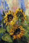 Sunflowers by LightViolet