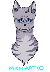 Silverstream by Michywolfranch