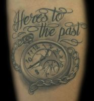 Here's To The Past by RobertHeale