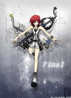 Kairi - Final Form by mell0w-m1nded
