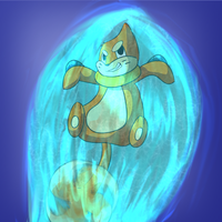 Day 2: Water by pkmnMasterWheeler