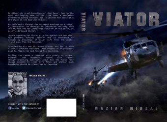 Viator - Book Cover by neverdying