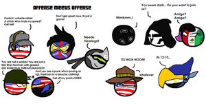 Overwatch and Team Fortress 2 Offenses(CB style) by Cordisiolol