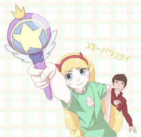 Star vs the Forces of Evil by 239asd