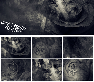 Pack Large Textures +O19. by AnthonyGimenez