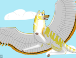 Contest- Flying High by Scarredblade