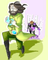You shouldn't mess with Jesse by KateKenway