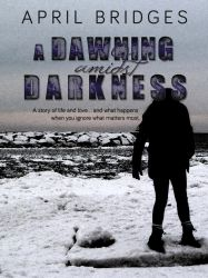 Dawning Amidst Darkness, Book Cover by babygurl83