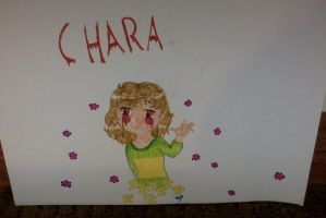 CHARA by SkyAngelWings