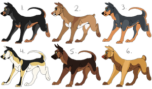 Cheap canine adopts - CLOSED by SAdoptsS