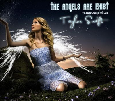 The Angels 're Exist by YuliBieber