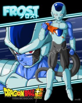 Frost - Dragon Ball Super by orco05