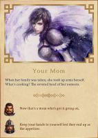 Your Mom by Rydain