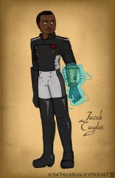 Steampunk Jacob by doppelgangergeisha