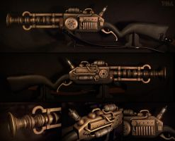 Lightning Blunderbuss by robotbreath