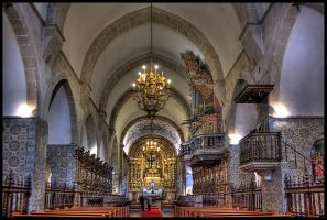 The Convent of St. John by nfp