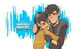BH6: Next Generation Hamada Brothers by DAsKeTcHeRZ