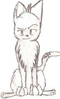 Character design 5 cat by Heckfan