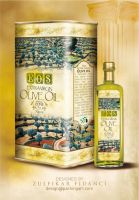 EOS Oliveoil Packaging by byZED