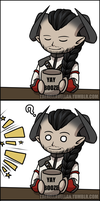 DAI - Hold my beer! by NecrosisDemon