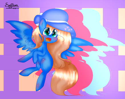 Art Trade with ScootaLightHeart~ by Winter-Shadow7