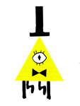 Bill Cipher by ace-of-spades3220