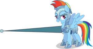Armored Dash is ready for anything! by CaNoN-lb