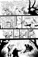 Skullkickers 12 - 'The Beholder' pg 02 by Inkthinker
