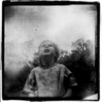 What He Saw Then by intao