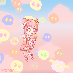 Cotton Candy Attack! by Arolyne