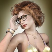 Sexy Specs by Roy3D