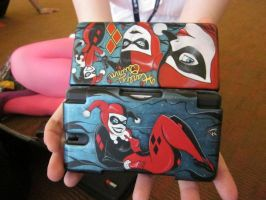 Harley Quinn DS Case by Totobomb