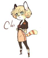 Clair revamp by Sindonic