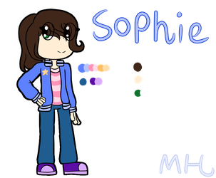 Sophie redesign 2018 by OctoWeeb