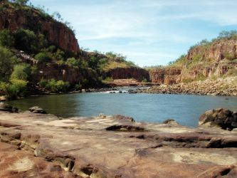 Katherine Gorge 001 - Stock by EasternBrumbyStock