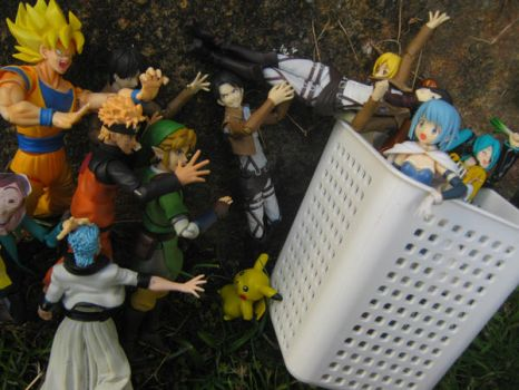 Your Waifus are Trash! by SmashBros2008